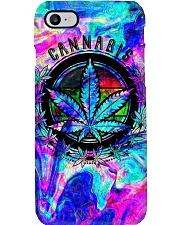 Cannabis Light Phone Case i-phone-8-case