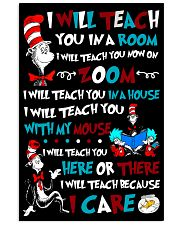I Will Teach 11x17 Poster front