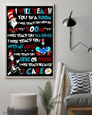 I Will Teach 11x17 Poster lifestyle-poster-1