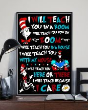 I Will Teach 11x17 Poster lifestyle-poster-2