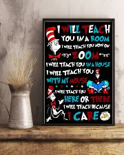 I Will Teach 11x17 Poster lifestyle-poster-3