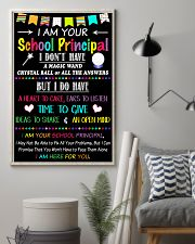I Am Your School Principal 11x17 Poster lifestyle-poster-1
