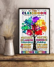 This Classroom Poster 11x17 Poster lifestyle-poster-3