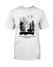 Into The Forest Camping Classic T-Shirt thumbnail