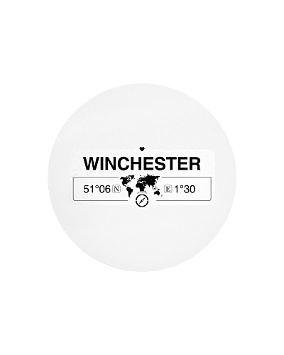 Winchester England Map Coordinates