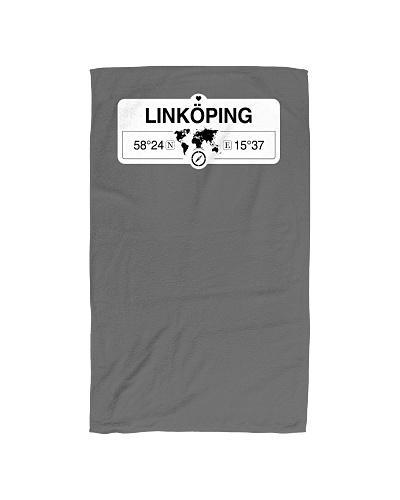 Linkoping Ostergotland Map Art GPS
