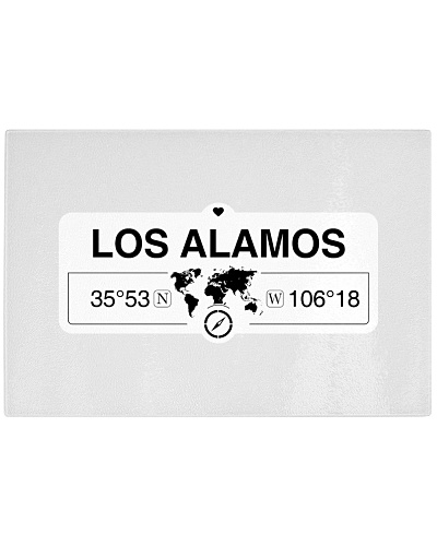 Los Alamos New Mexico Map Coordinates