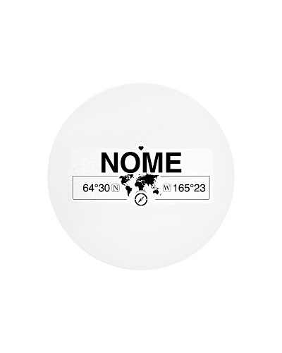 Nome Alaska Map Coordinates