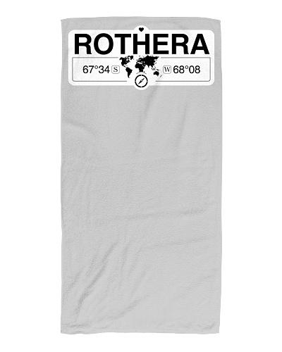 Rothera British Antarctic Territory