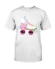 DNA Roller Disco Classic T-Shirt front