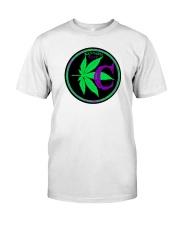 Kannabis Club Tees Classic T-Shirt front