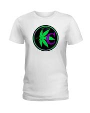 Kannabis Club Tees Ladies T-Shirt thumbnail