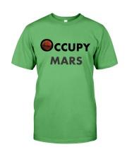 Occupy Mars T-Shirt - MEN - WOMEN Premium Fit Mens Tee front