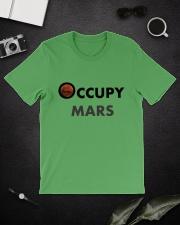 Occupy Mars T-Shirt - MEN - WOMEN Premium Fit Mens Tee lifestyle-mens-crewneck-front-16