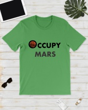 Occupy Mars T-Shirt - MEN - WOMEN Premium Fit Mens Tee lifestyle-mens-crewneck-front-17