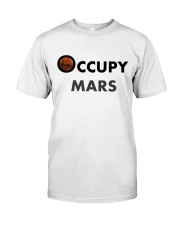 Occupy Mars T-Shirt - MEN - WOMEN Premium Fit Mens Tee tile