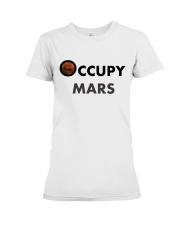 Occupy Mars T-Shirt - MEN - WOMEN Premium Fit Ladies Tee thumbnail