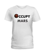 Occupy Mars T-Shirt - MEN - WOMEN Ladies T-Shirt thumbnail