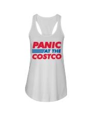 PANIC at the COSTCO Ladies Flowy Tank thumbnail