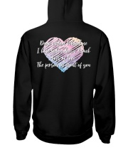 Human Kindness Hooded Sweatshirt back