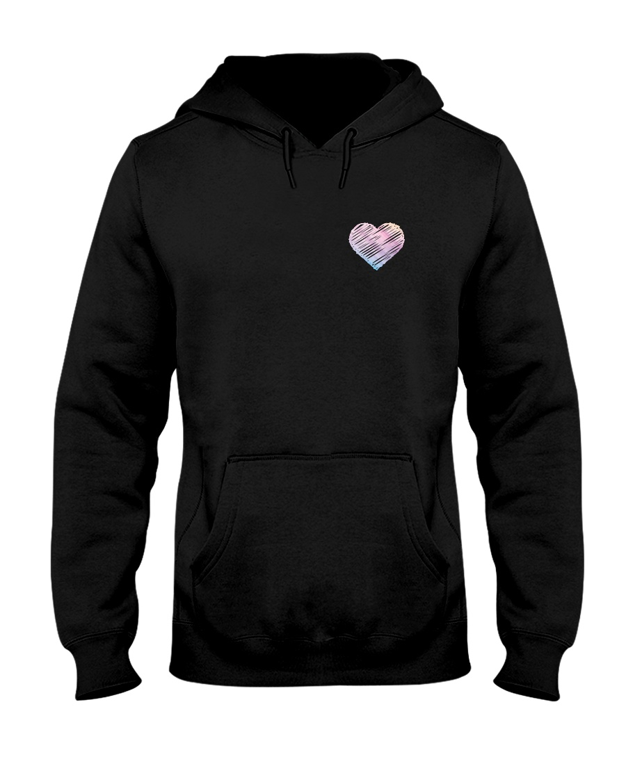 Human Kindness Hooded Sweatshirt