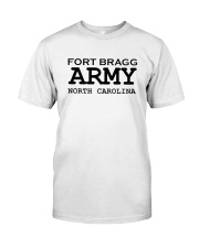 US army fort bragg north carolina Classic T-Shirt thumbnail