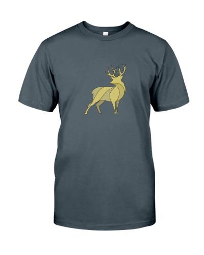Yellow Deer