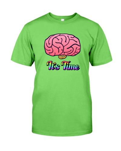 It's Big Brain Time Meme