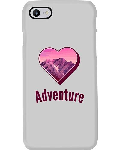 Cute Adventure Heart