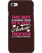BY A SEXY TRUCKER Phone Case thumbnail