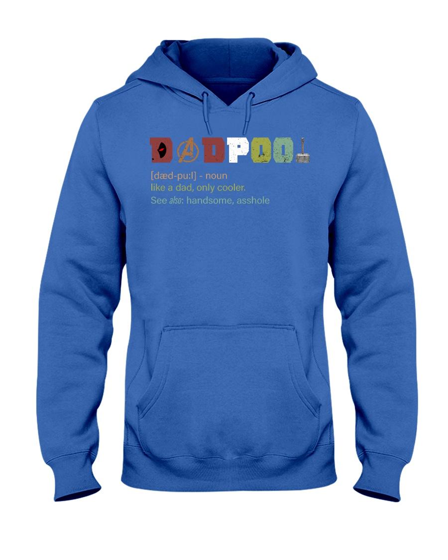 Limited Edition Dadpool Hooded Sweatshirt