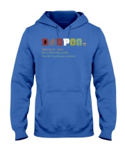 Limited Edition Dadpool Hooded Sweatshirt front