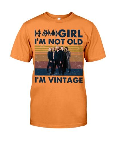 Limited Edition Def Vintage