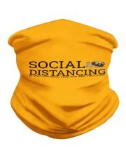 PUG SOCIAL DISTANCING Neck Gaiter thumbnail