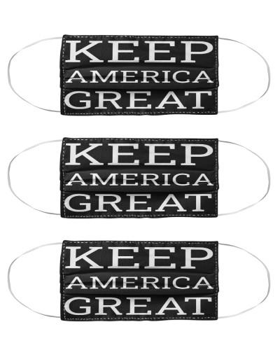 KEEP AMERICA GREAT AGAIN