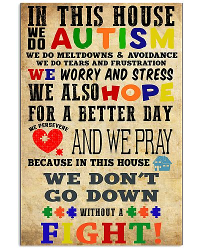 Autism poster- HBS