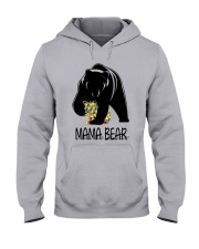 Mama bear  Hooded Sweatshirt front