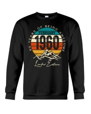 February 1960 - Special Edition Crewneck Sweatshirt thumbnail