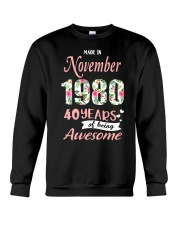 November Girl - Special Edition Crewneck Sweatshirt thumbnail