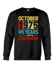 October 1975 - Special Edition Crewneck Sweatshirt thumbnail