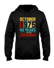 October 1975 - Special Edition Hooded Sweatshirt thumbnail