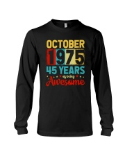 October 1975 - Special Edition Long Sleeve Tee thumbnail