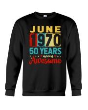 June 1970 - Special Edition Crewneck Sweatshirt thumbnail