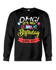 June 22nd Crewneck Sweatshirt thumbnail