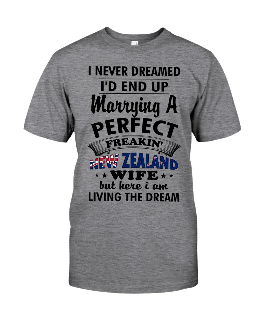 New Zealand Wife Classic T-Shirt