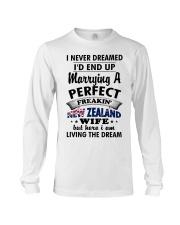 New Zealand Wife Long Sleeve Tee thumbnail
