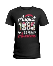 August 1985 - Special Edition Ladies T-Shirt thumbnail