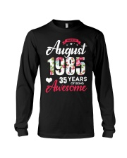August 1985 - Special Edition Long Sleeve Tee thumbnail