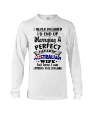 Australian Wife Long Sleeve Tee thumbnail