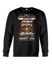June Old Man Crewneck Sweatshirt thumbnail